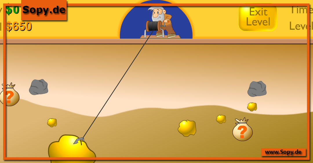 Goldminer spielen
