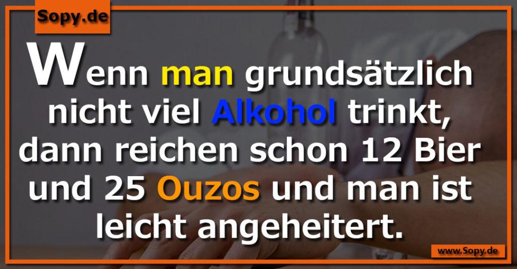 Sopy Lustige Alkohol Sprüche Spruchbilder Zitate