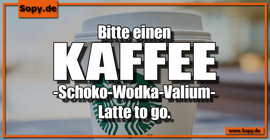 Kaffee Schoko