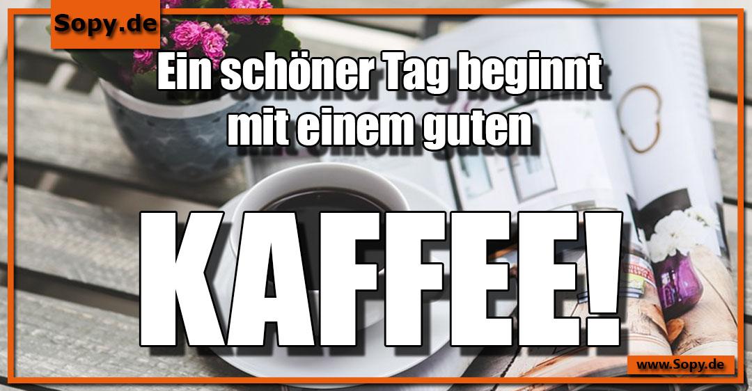 guten Kaffee