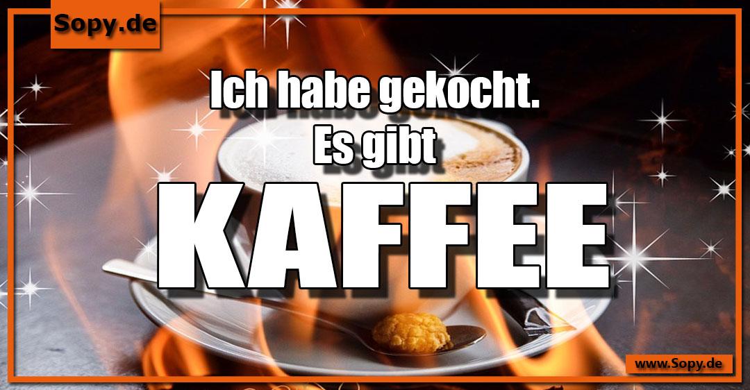 gibt Kaffee