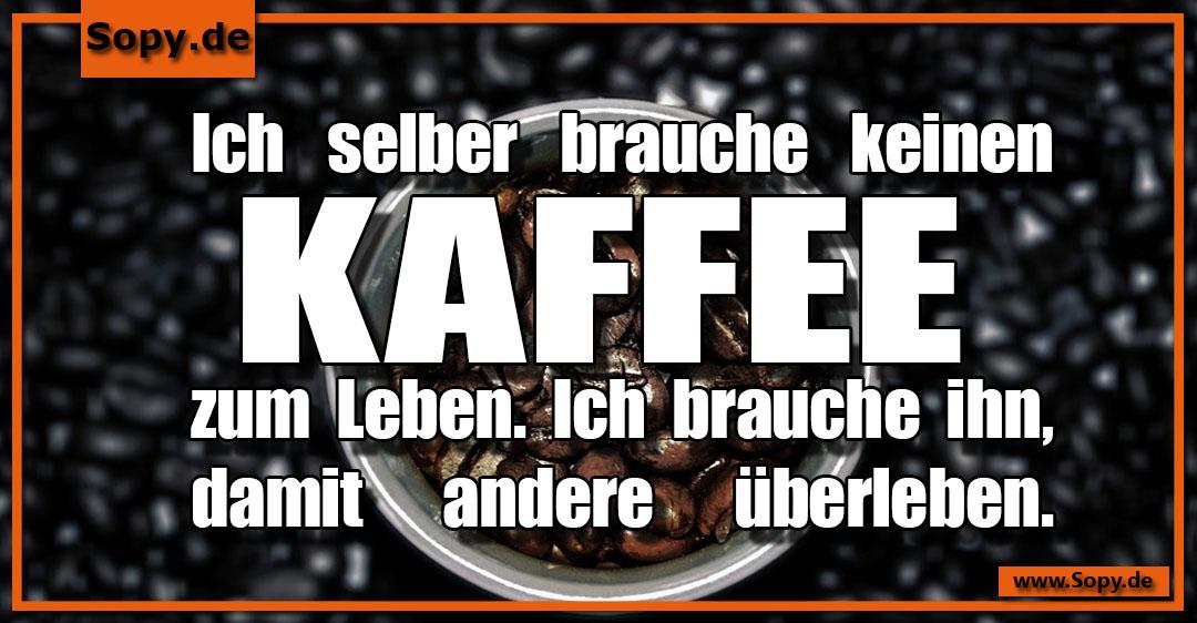 keinen Kaffee