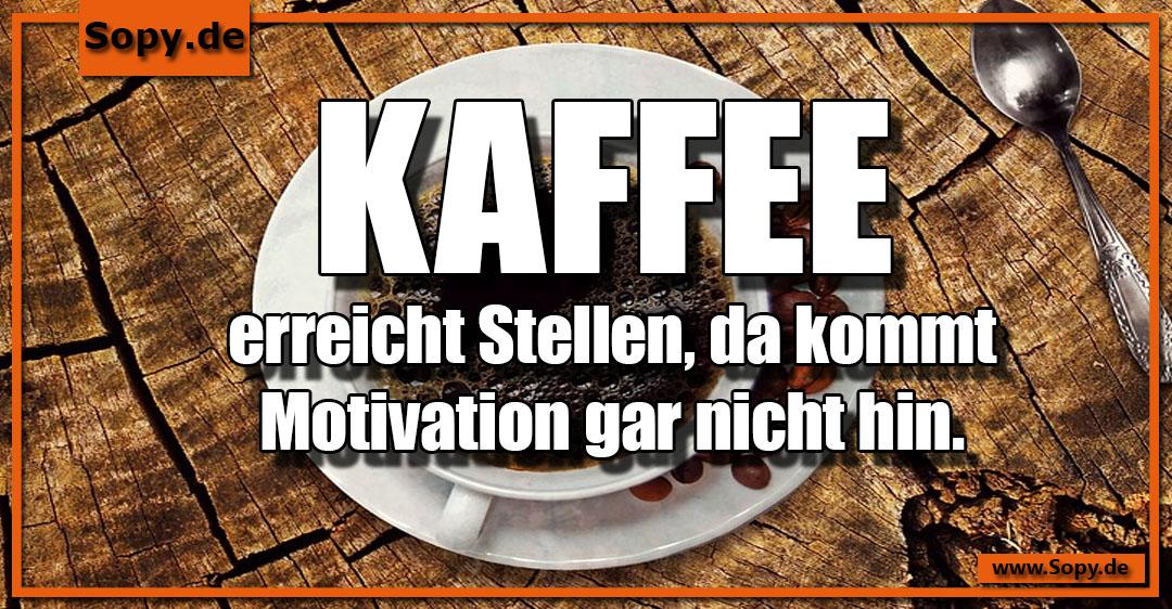 Kaffee erreicht