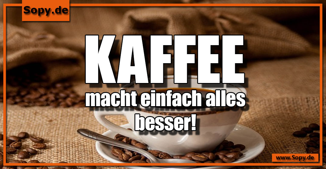 Kaffee macht