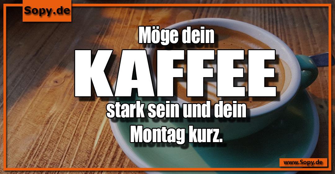 Kaffee stark