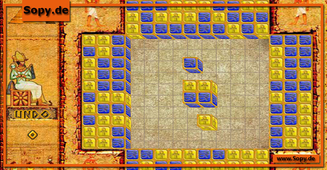 Ägyptisches Puzzle