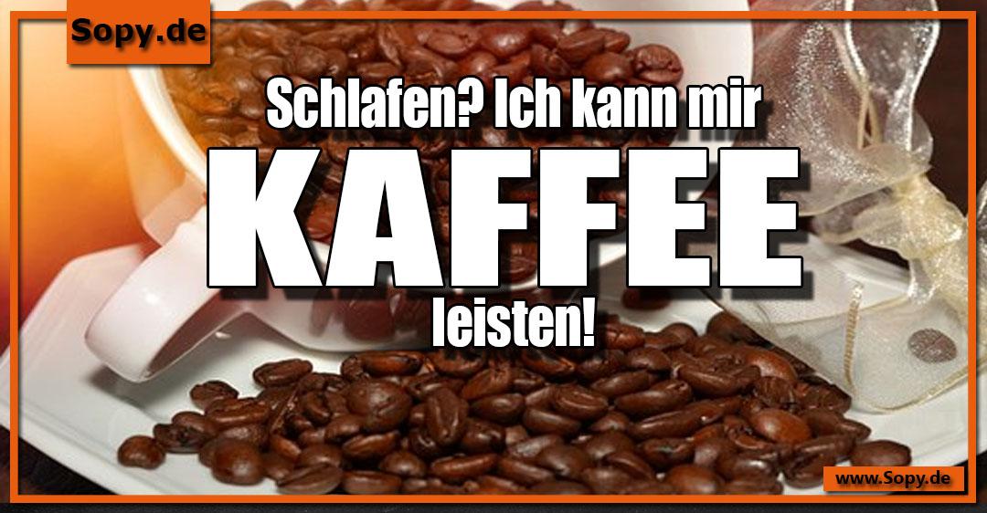 Kaffee leisten