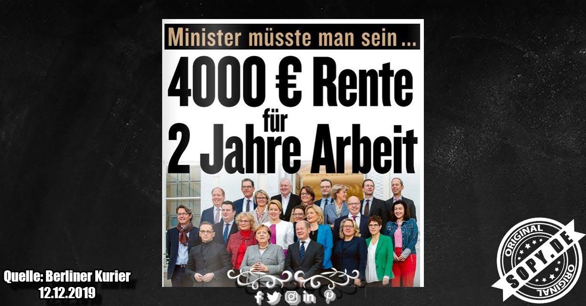 4000€ Rente
