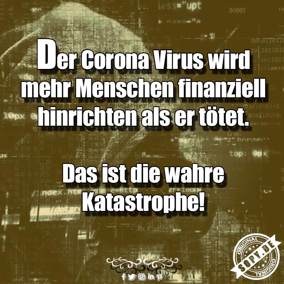 Corona tötet