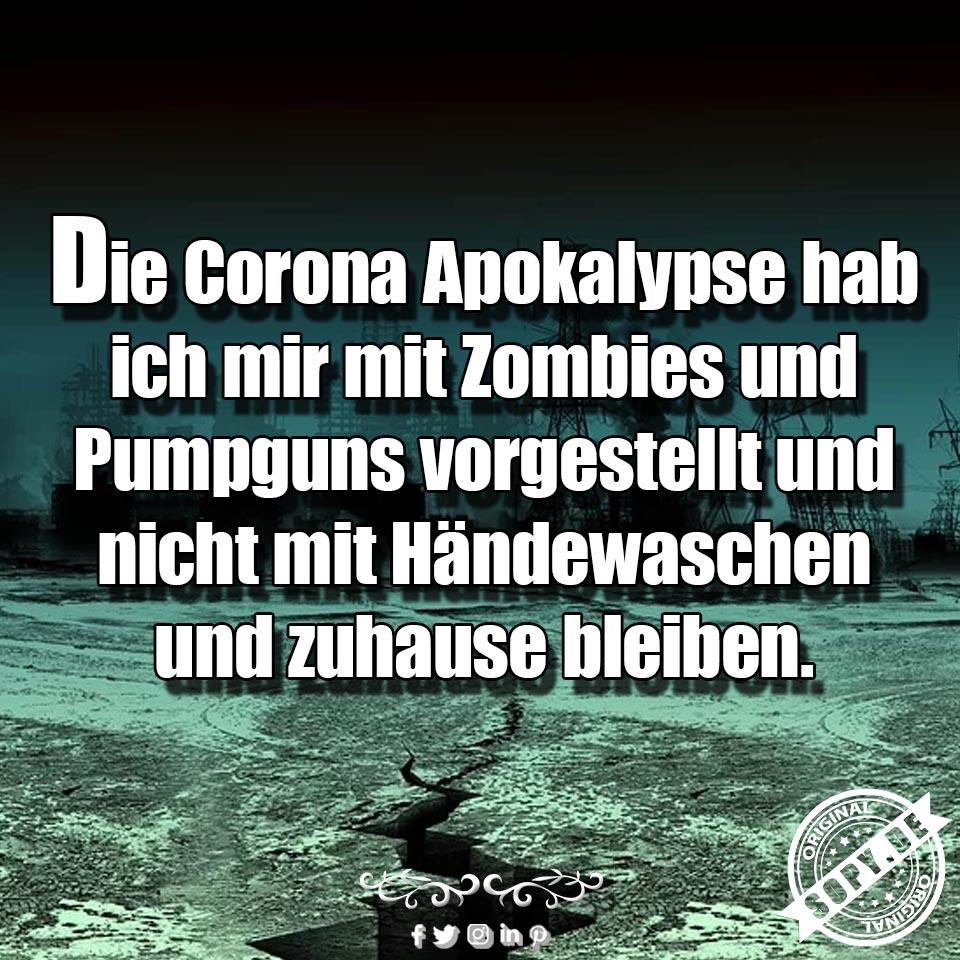 Die Corona Apokalypse