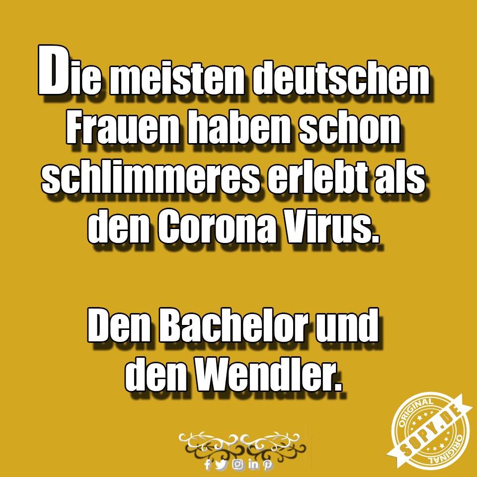 schlimmer Corona Virus