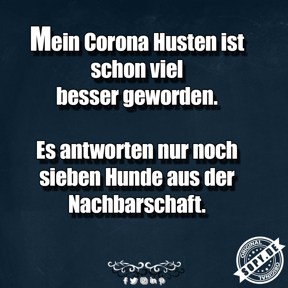 Corona Husten