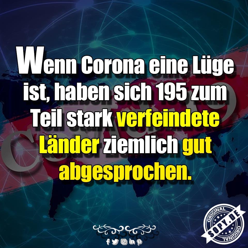 Die Corona Lüge